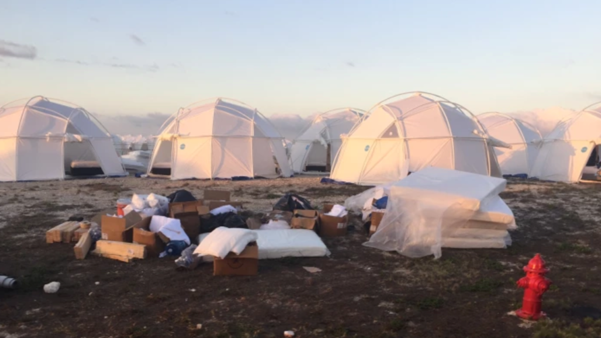 Fyre Fest: The Greatest Party That (Happily) Never Happened.