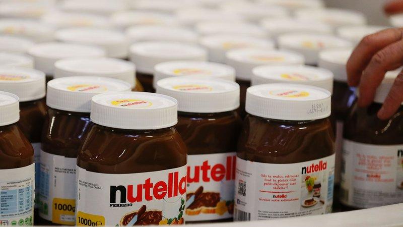 Nutella Riot