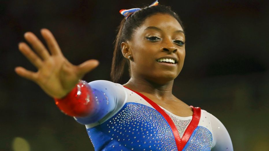 Simone Biles speaks out #MeToo