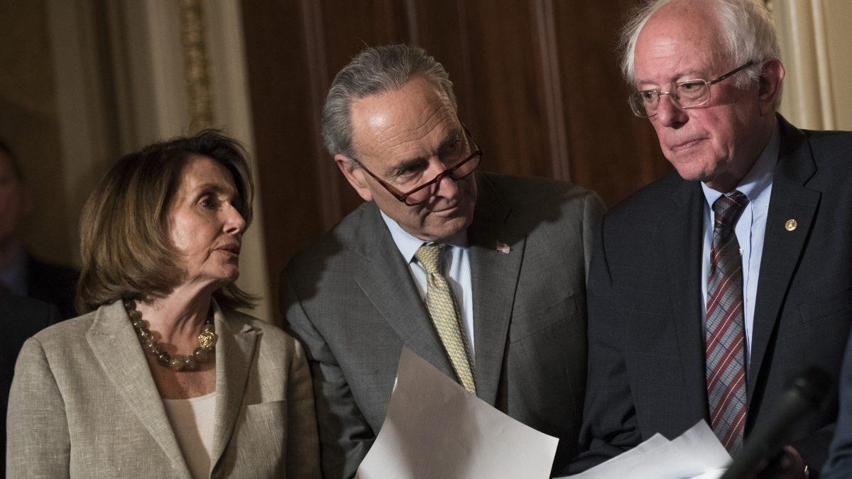 Shutdown Battle Exposes Democrats' Rifts