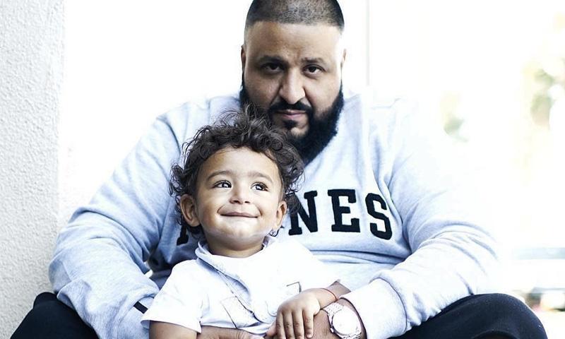 DJ Khaled… and friends?