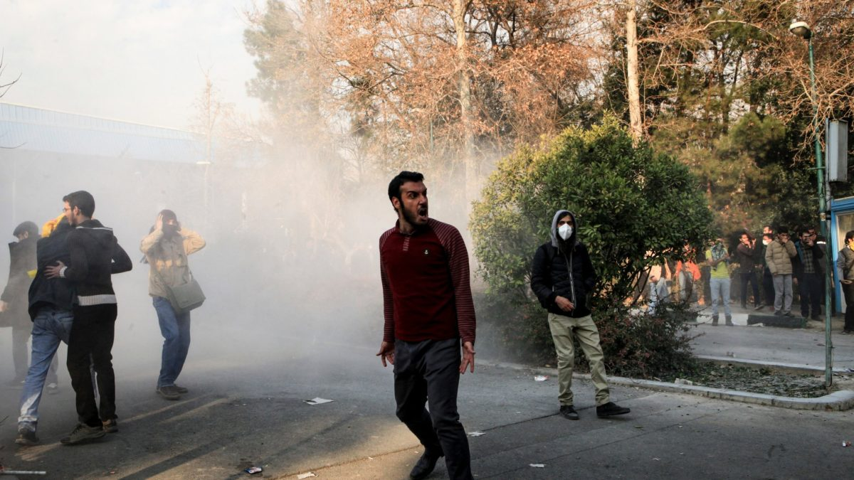 Protests, Death and Iran : A Brief Guide To The Civil Unrest
