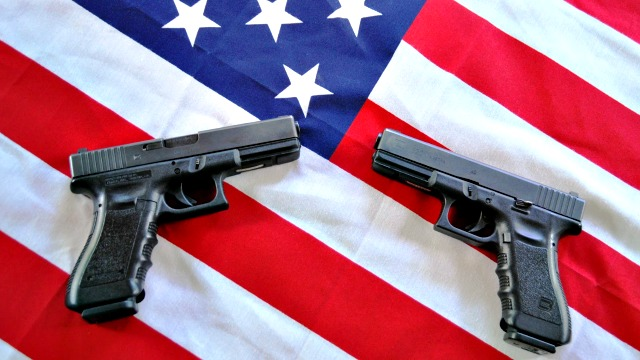 Revolution, Patriotism and the Second Amendment