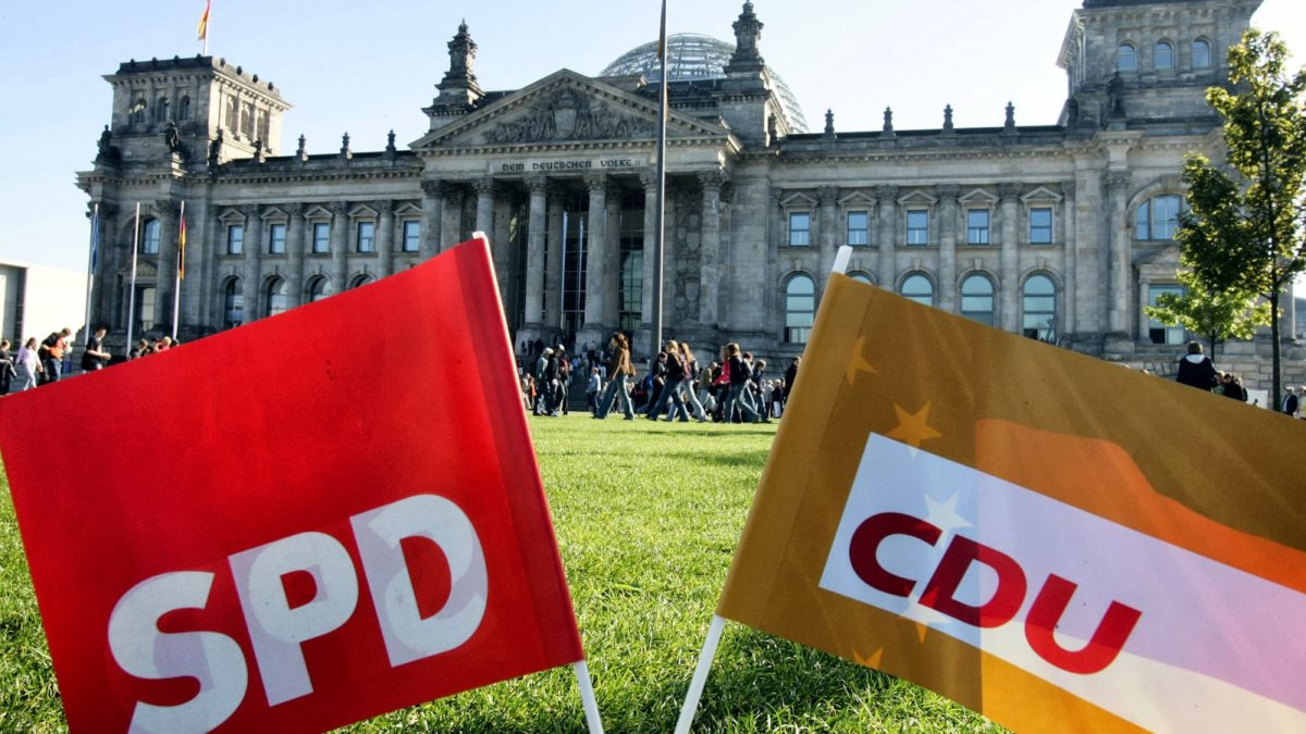 What would another 'grand coalition' mean for Germany?