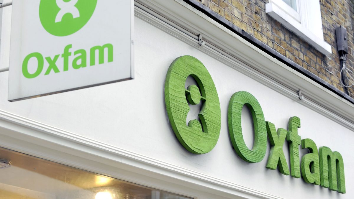 Oxfam, Haiti and Another Charity Sector Scandal