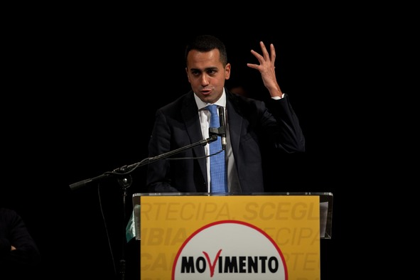 The rise of the Five-Star Movement
