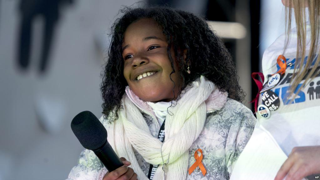 I have a dream that enough is enough! – Yolanda King.