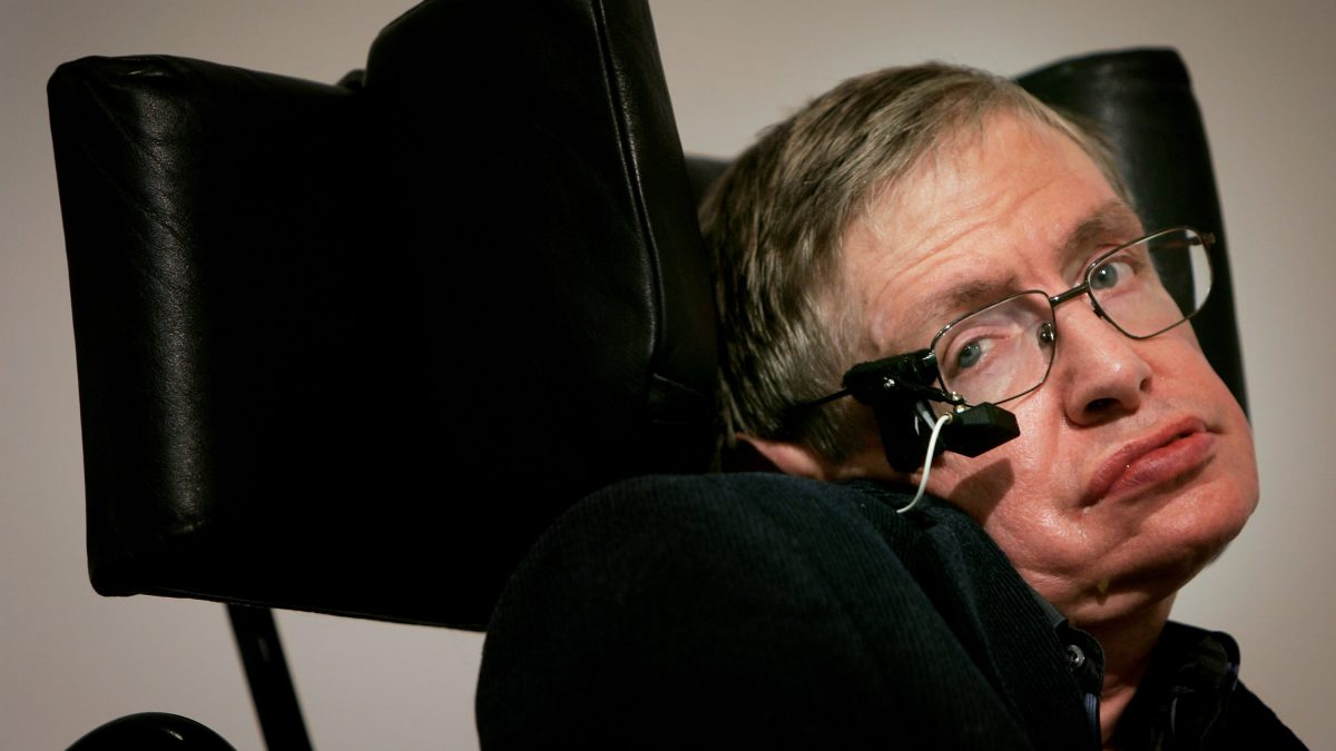 Stephen Hawking: A Legacy In The Stars
