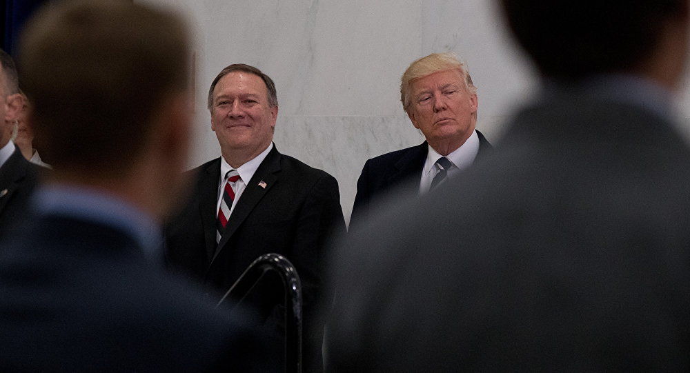 In Pompeo, Trump will have a more loyal Secretary of State