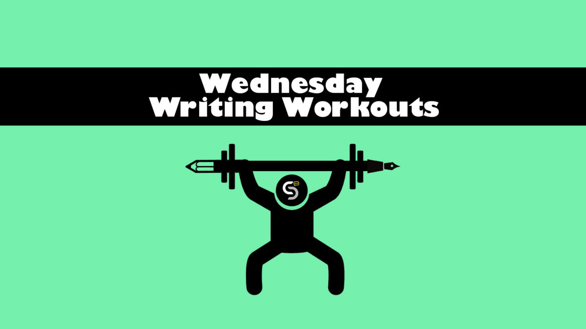Wednesday Writing Workouts: Found Poetry