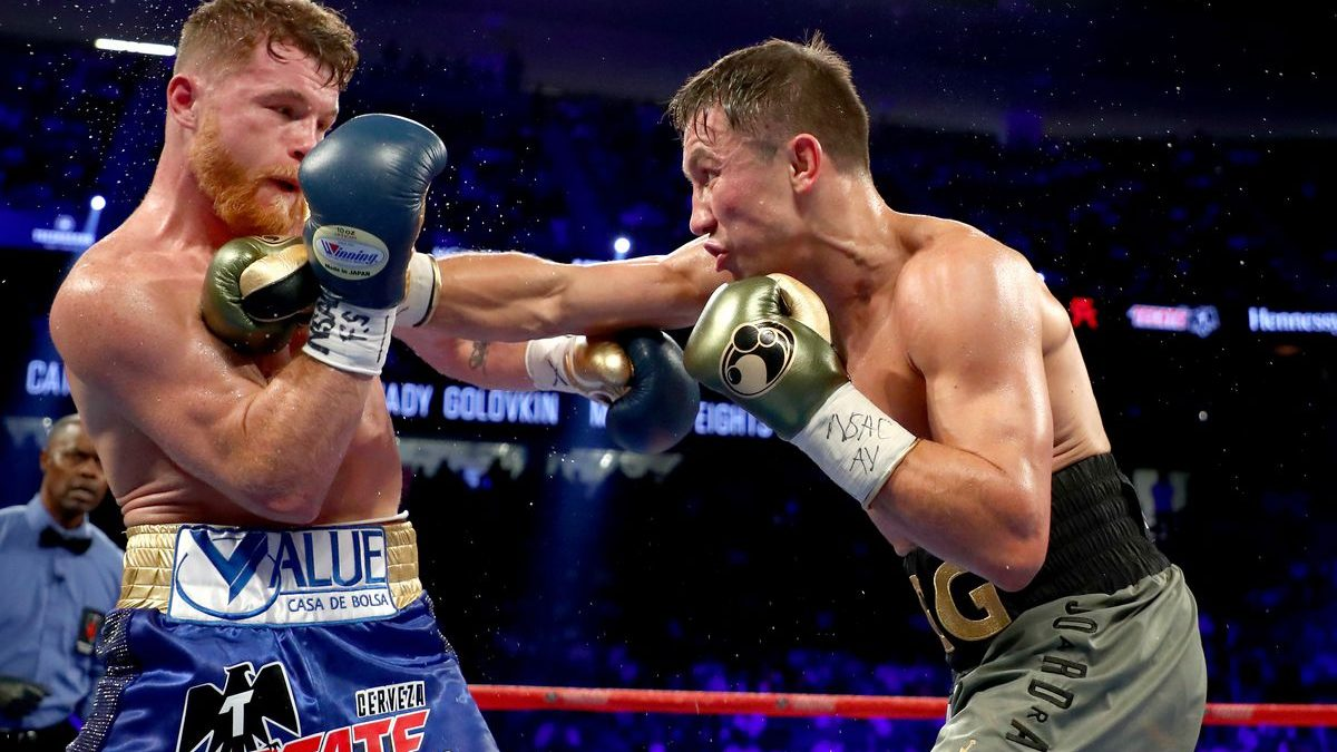 Golovkin to face Martirosyan after cancelled Álvarez rematch