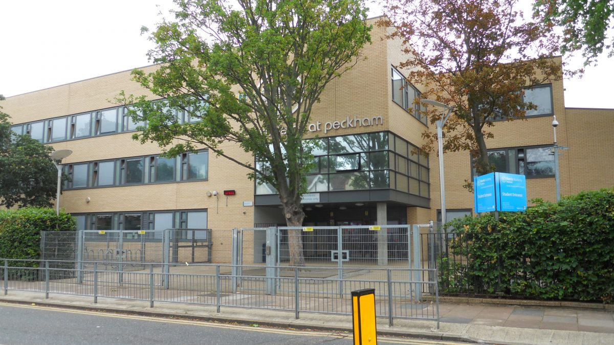 Harris Academy Peckham Fails Students