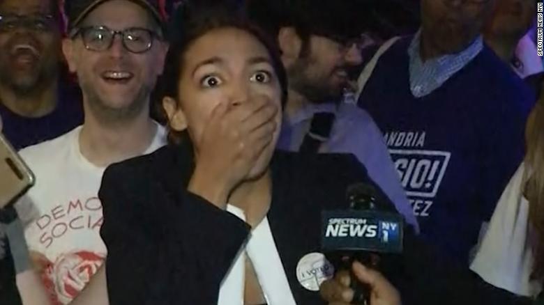 Democratic Socialist Unseats 10-term Congressman
