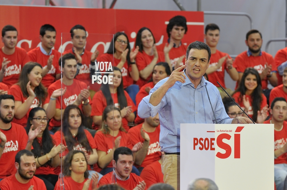 Spain's New Government Holds Precarious Grip on Power
