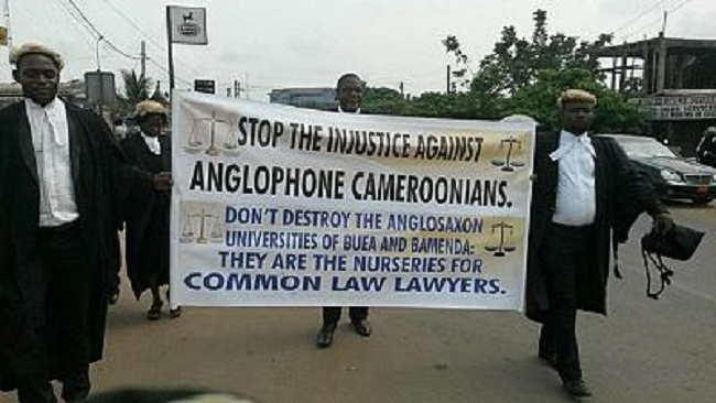 Cameroon's Anglophone problem