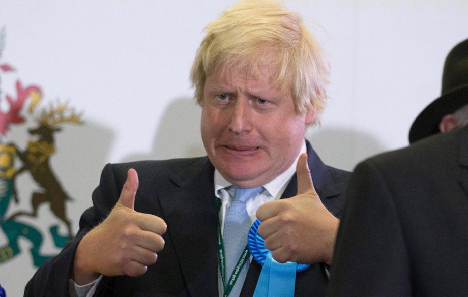 Bye Bye Boris