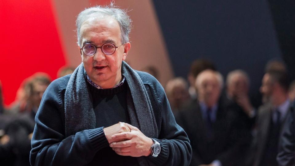 Sergio Marchionne: 1952 – 2018