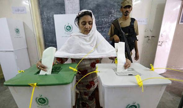 Violence Mars Pakistani Elections