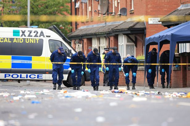 Moss Side shooting: a revisit from the past