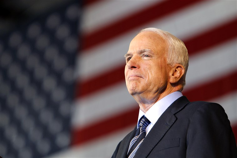 A Left-Wing Obituary for John McCain: Learning to Reach Across the Isle, Just as John Did.