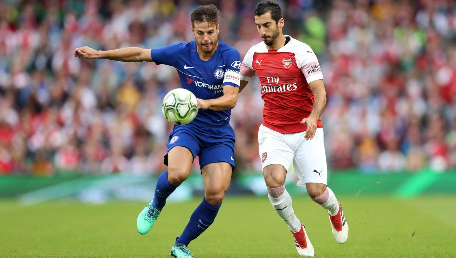 Arsenal Vs Chelsea – Premier League 2018-2019