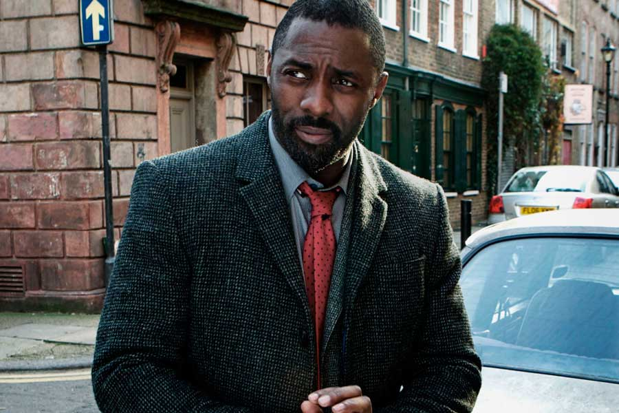 The Name's Elba, Idris Elba