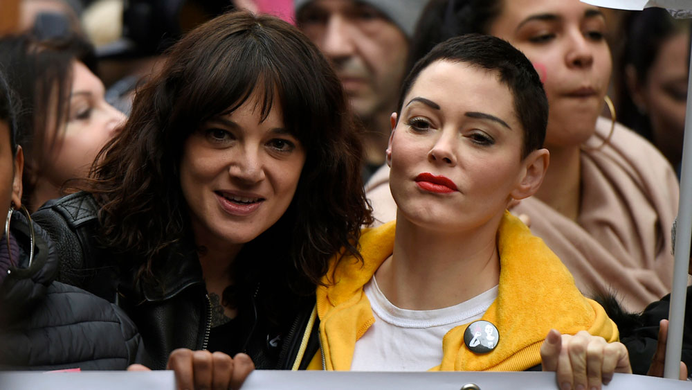 Is Asia Argento the new Harvey Weinstein?