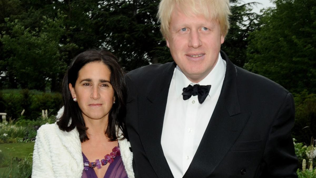 Maverick Boris Johnson and wife Marina Wheeler to get divorced