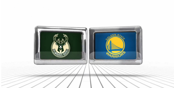 Fear the Deer: Golden State Warriors vs Milwaukee Bucks
