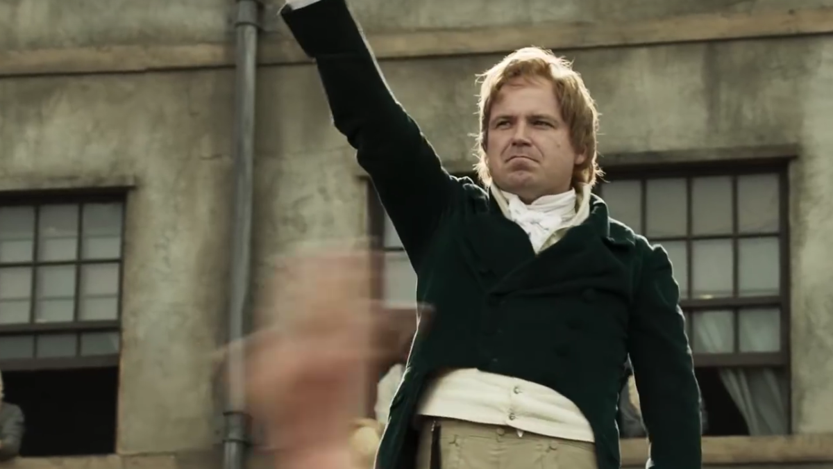 Film Review: Peterloo (2018)