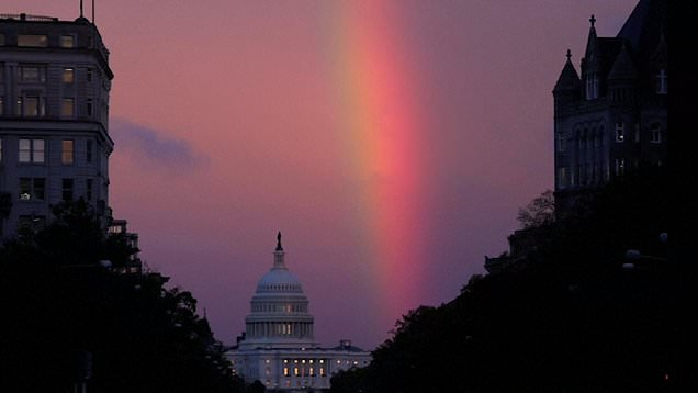 What the U.S. Midterm 'Rainbow Wave' Means for the LGBT+ Community