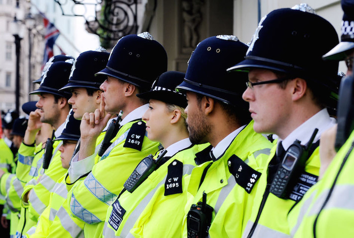Police: The Prime Targets of Austerity