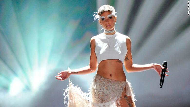 Halsey slams Victoria's Secret for lack of inclusivity