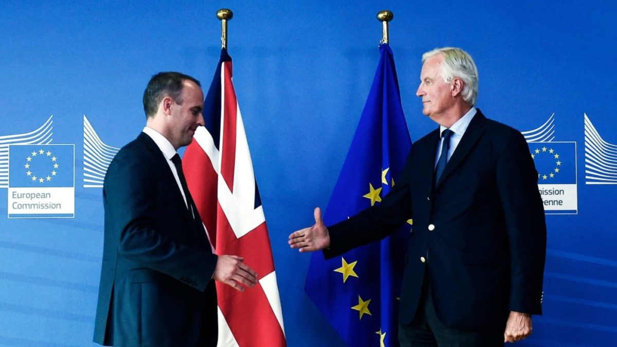 Brexit: EU Prepares for no-deal