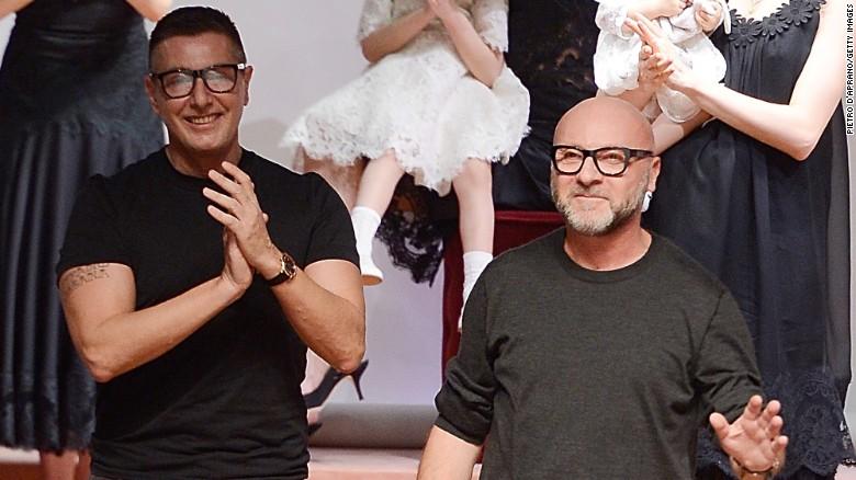 Dolce & Gabbana's New Racist Line