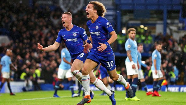City Slip and Trip Against Chelsea