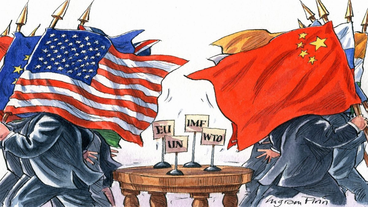 U.S. vs China: A trade war that the world cannot afford to lose