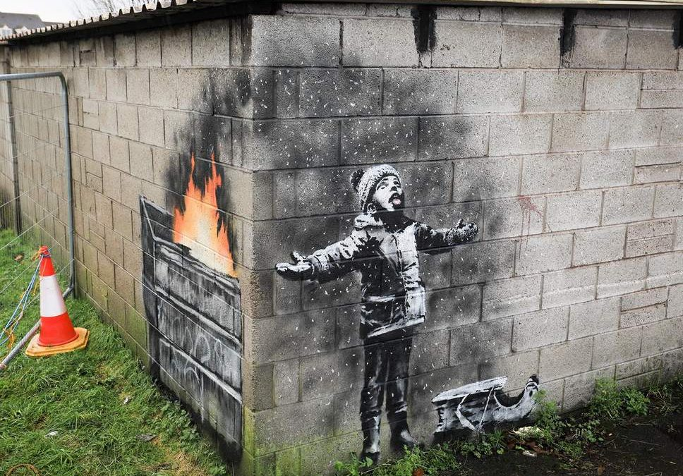 The Elitist Irony of Banksy