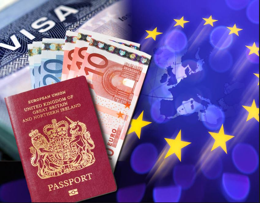The £52 Schengen Brexit Visa