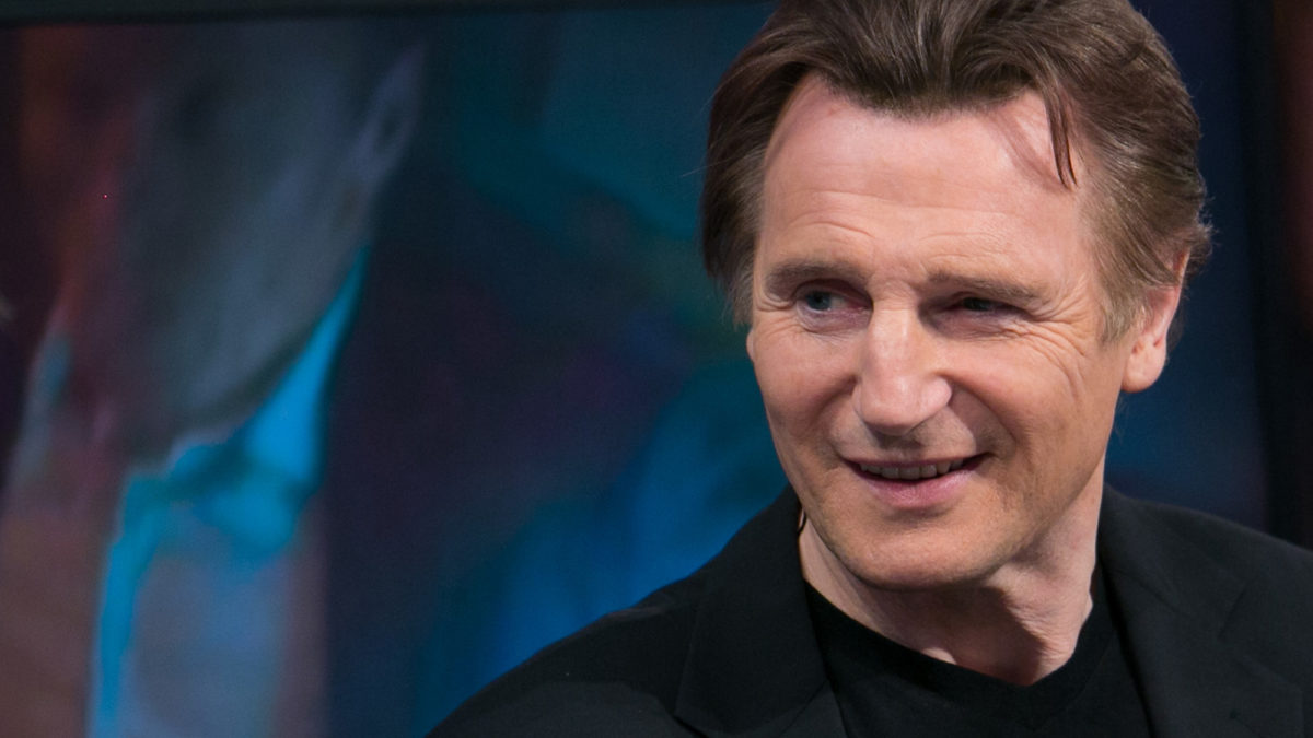 Liam Neeson A Brave Outspoken Racist? Or A Man That Deserves To Have His Past Left Behind?