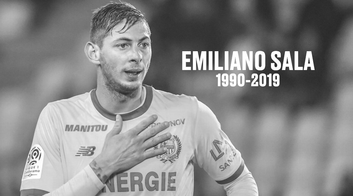 Emiliano Sala: Tribute's Pour In As Body Identified As Cardiff City Footballer