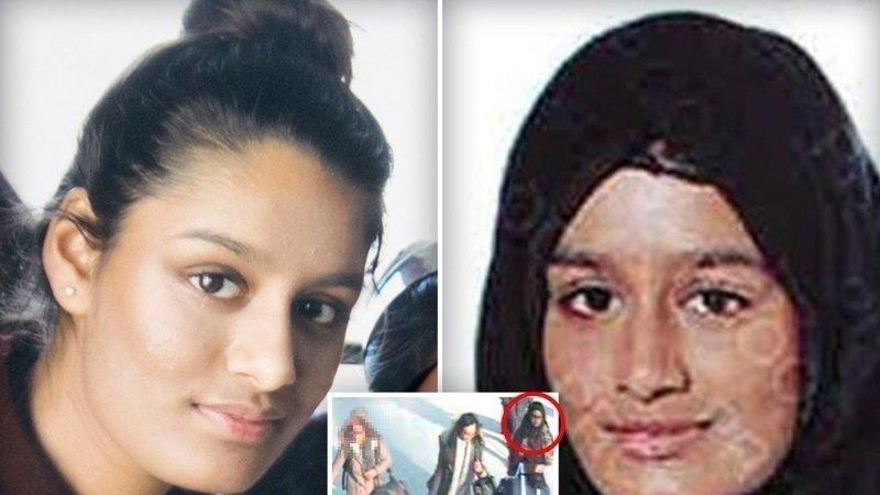 Shamima Begum has her British citizenship revoked.