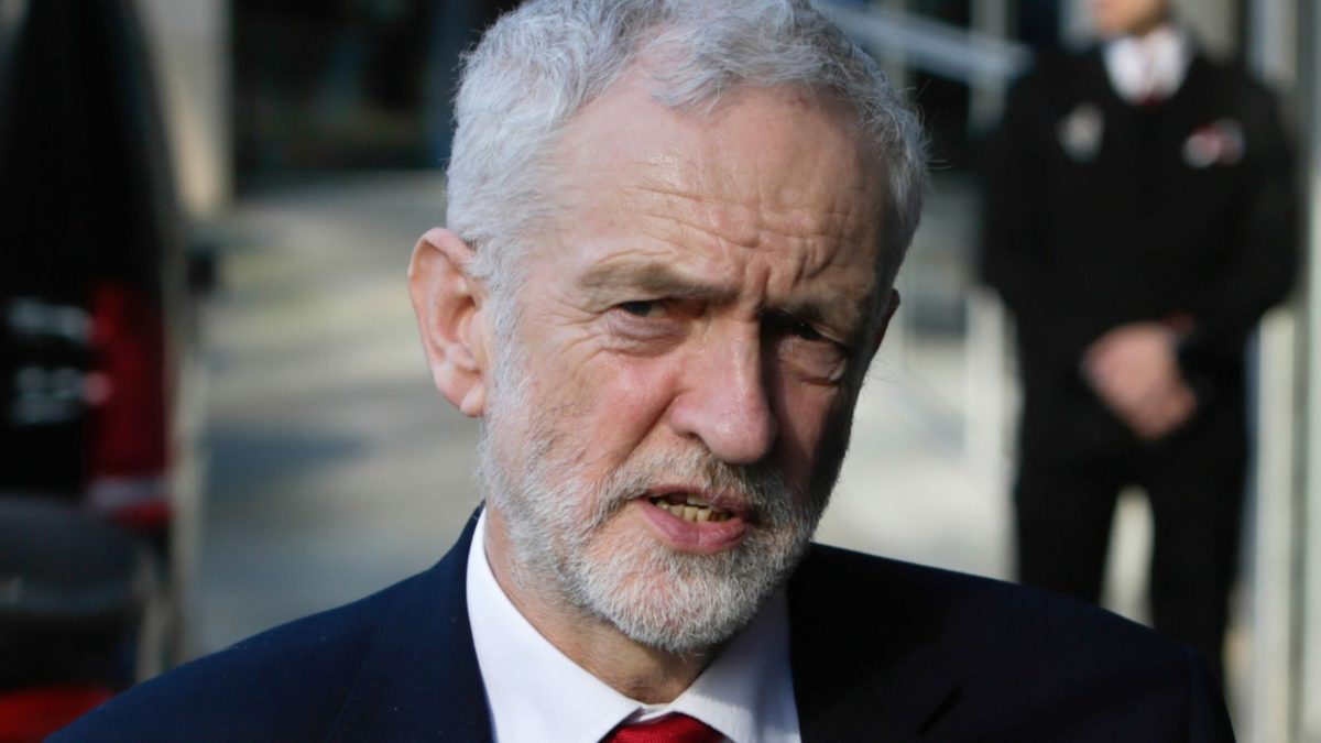 Corbyn: Labour Will Vote for a Public Vote on May's Deal