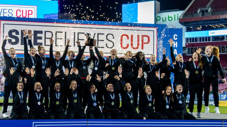 England Women Win The SheBelieves Cup – What Shape Are They in For This Summer's World Cup?