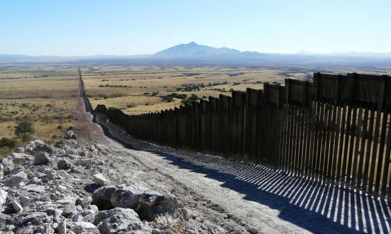 Trump and the US-Mexico Border