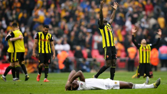 FA Cup: Manchester City and Watford Make it to The Final