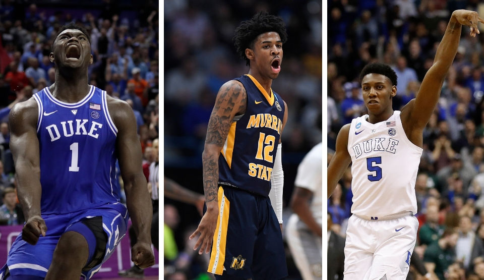 2018-19 NCAA Men's Basketball Winners and Losers