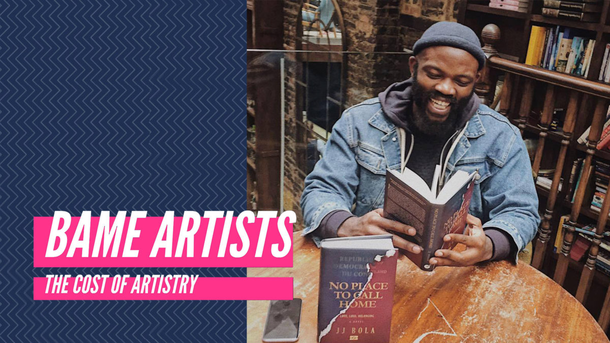 7/10 The Cost of Artistry | JJ Bola
