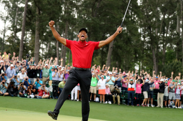 Tiger Woods' Comeback is Complete as he Wins 2019 Masters