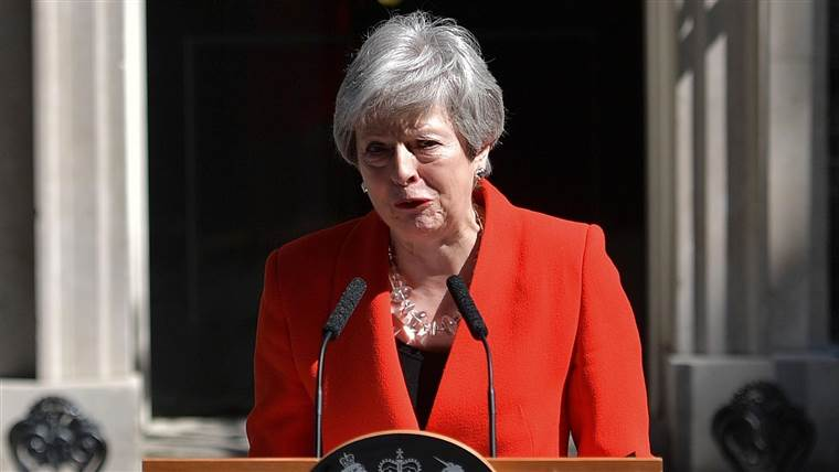 Hung, Drawn and Quartered: May's Parliament